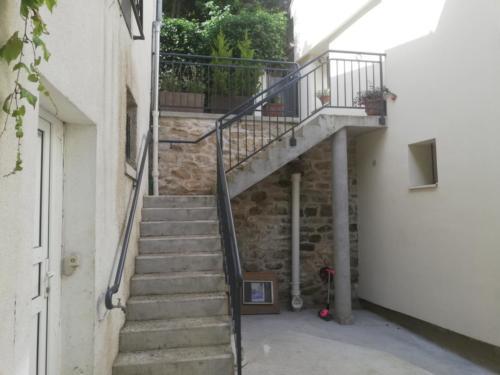 Rampe escalier 2