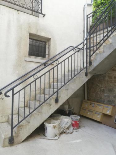 Rampe escalier 3